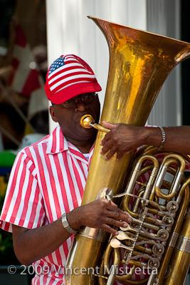 New Canaan Sidewalk Fair Band