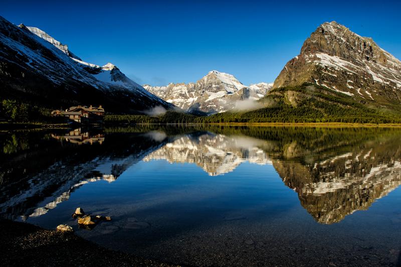 swift current lake, glacier national park, vincent mistretta, photography, images, montana, many glacier hotel, landscapes, nature, photo